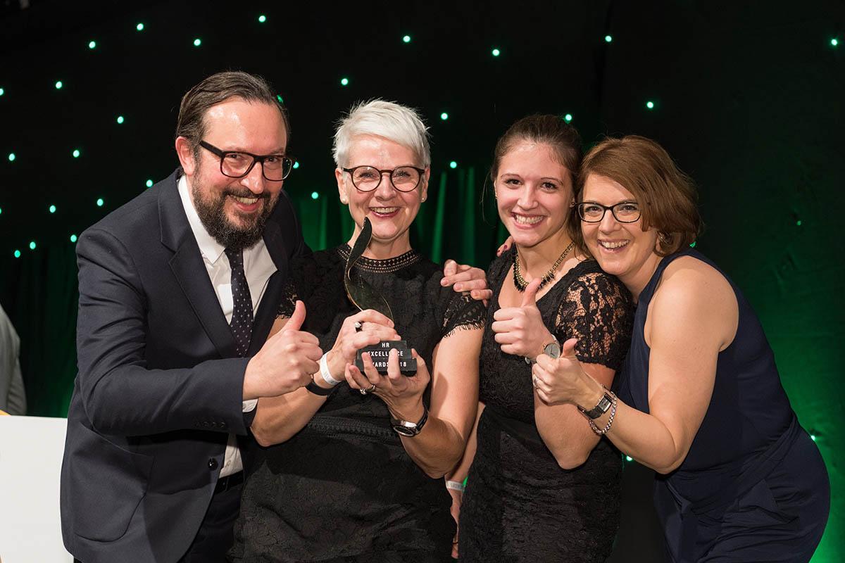 HR Excellence Awards, 30.11.2018, TIPI am Kanzleramt