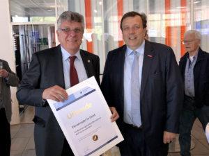 Gold für unseren Obermeister Ralf Herrmannsdorf